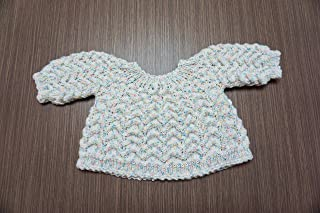 Chambrita o sweater para bebé