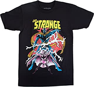 4a1165cb252 Marvel Doctor Strange Retro Camiseta con Gráfico