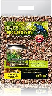 Exo Terra BioDrain Terrarium Substrate for Aquarium, 4.4-Pound
