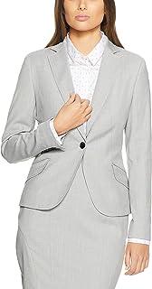 Oxford Women Pixie Suit Jacket, Grey