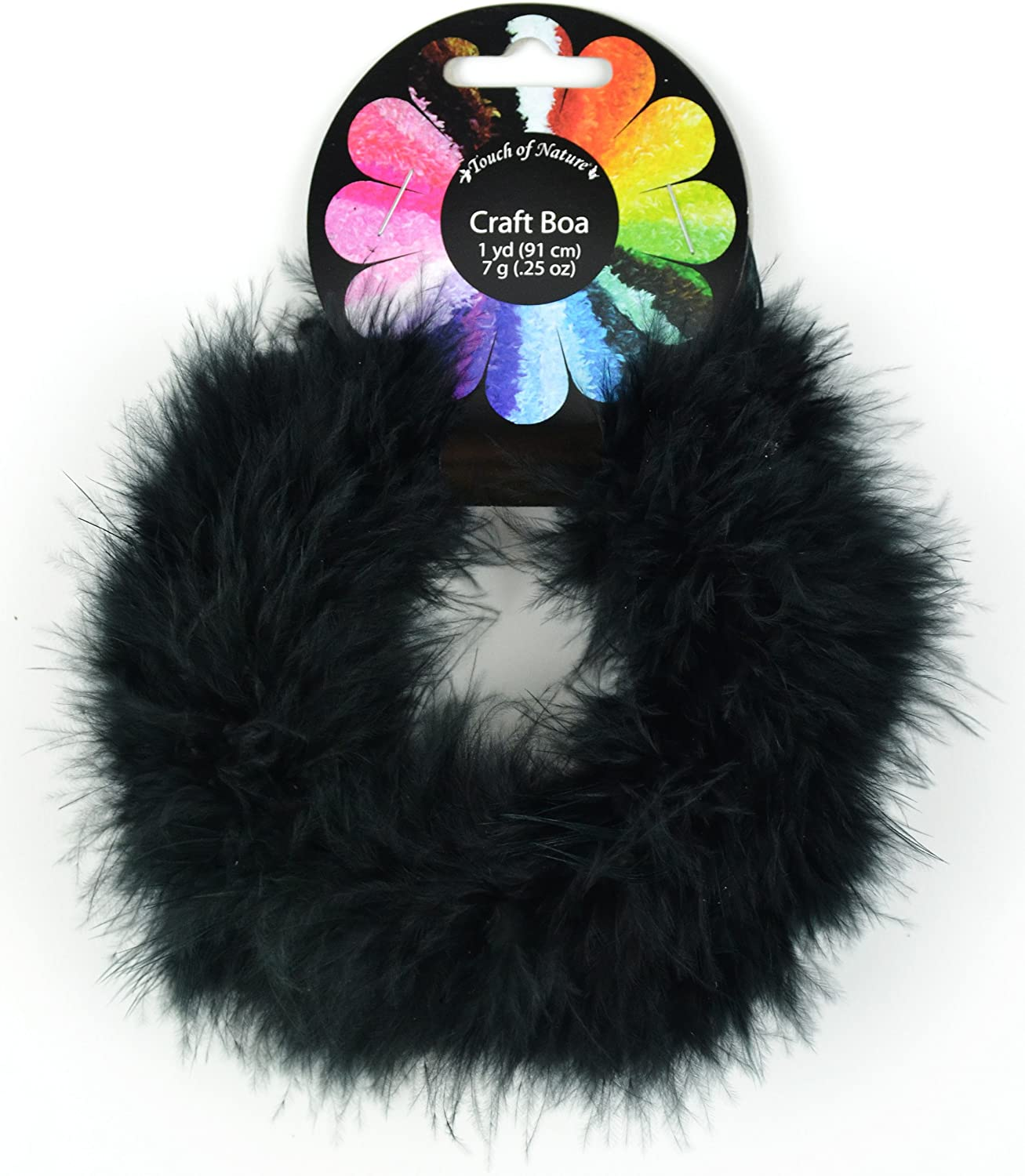 Touch of Nature 1-Piece Feather Marabou Arts for and C Boa Craft OFFicial Dealing full price reduction site