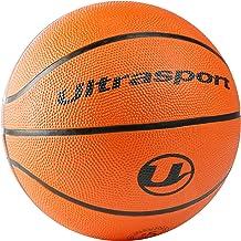 Ultrasport Basketball, idealer Basketball für alle Untergründe, geeginet für Indoor oder Outdoor, sehr guter Gripp und exz...