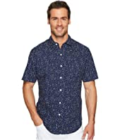 U.S. POLO ASSN. - Short Sleeve Slim Fit Fancy Shirt