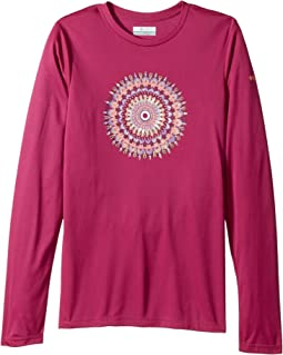 Columbia Kids - Auroras Lights Long Sleeve Tee (Little Kids/Big Kids)