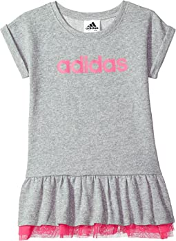 Heathered Pride Dress (Toddler/Little Kids)