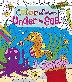 Color by Numbers: Under the Sea