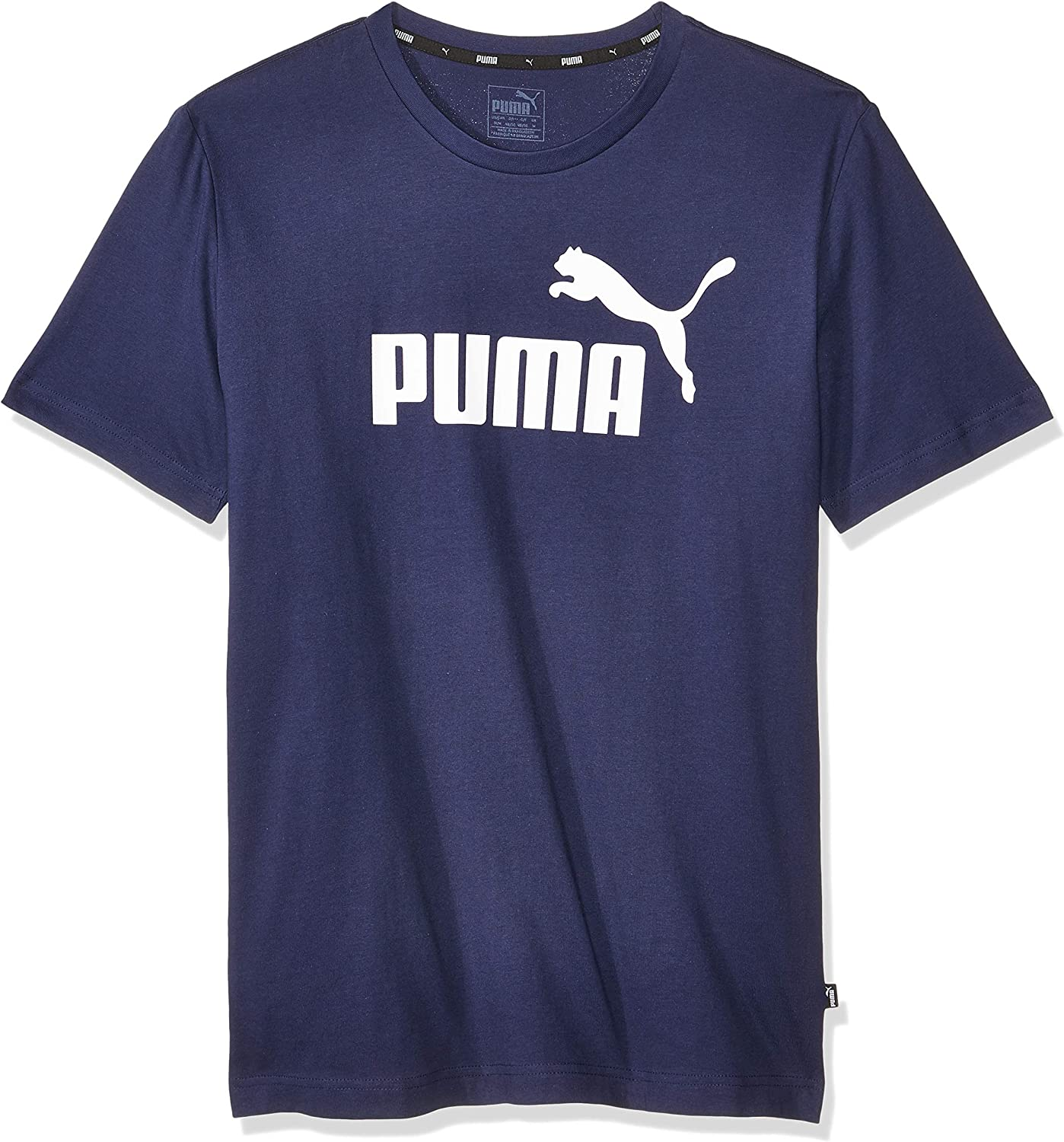 PUMA Mens Essentials No. 1 Tee TShirt