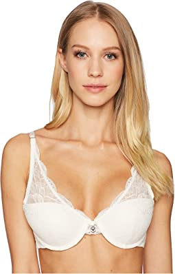 Emporio Armani - Virtual Lace Padded Bra