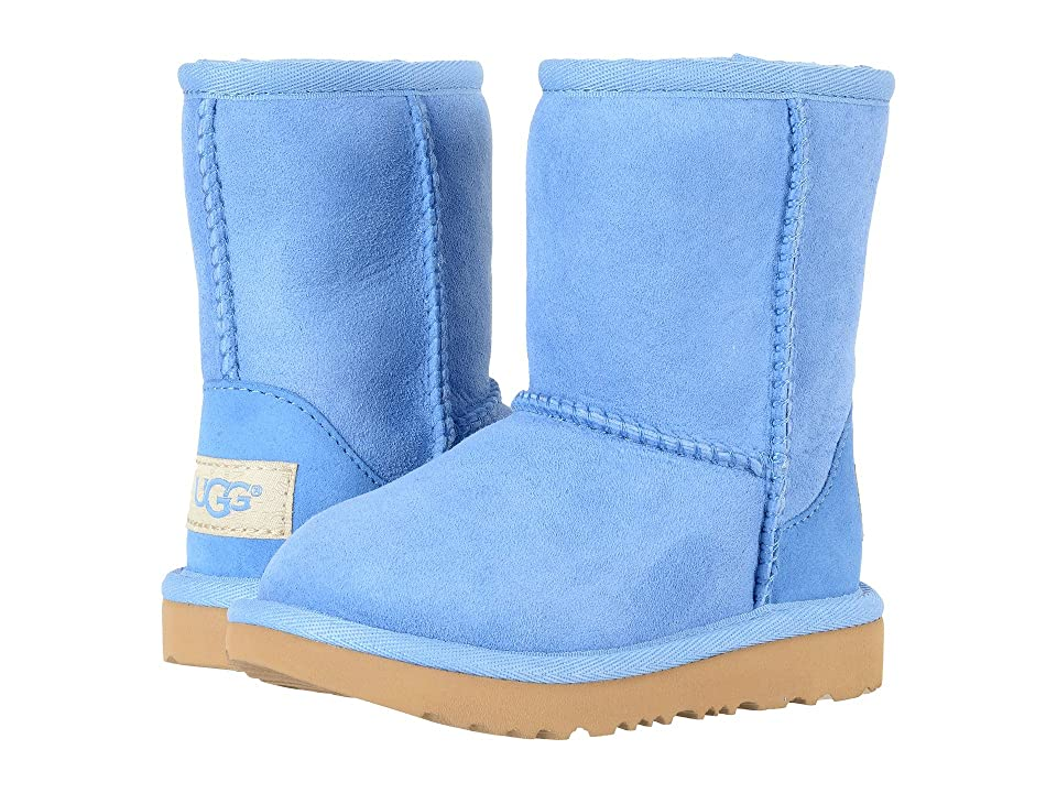 UGG Kids Classic II (Toddler/Little Kid) (Regatta) Girls Shoes