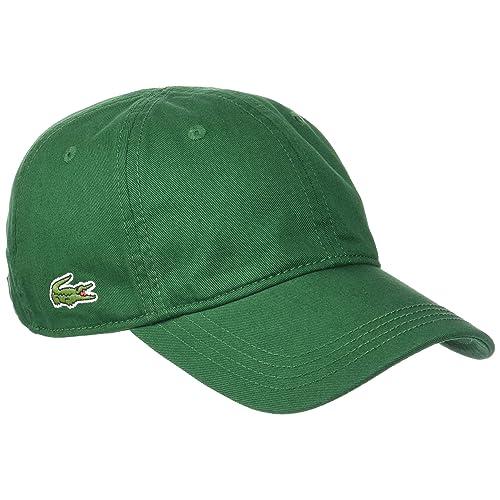 casquette homme verte