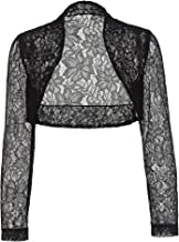 Best leather jacket with lace sleeves Reviews