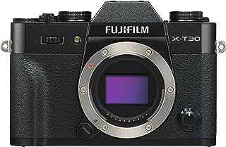 Fujifilm X-T30 Mirrorless Digital Camera Body, Black (74359)