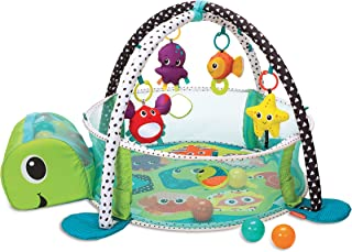 Infantino 3-in-1 Grow with me Activity Gym and Ball Pit
