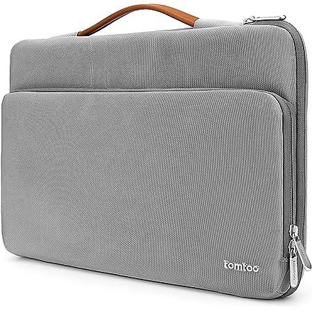 Tomtoc Laptophülle Für 38 1 Cm 15 Zoll Macbook Pro A2141 A1398 Notebooktasche Für Dell Xps 15 Microsoft Surface Book 3 2 The New Razer Blade 15 Thinkpad X1 Extreme Gen 2 Zubehörtasche Elektronik