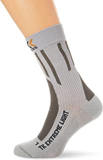 Trekking Extreme Light - Calcetines para Hombre, Color Gris, Talla