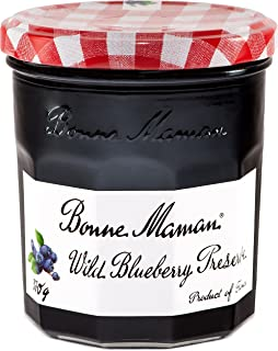 Bonne Maman Blueberry Jam, 370g