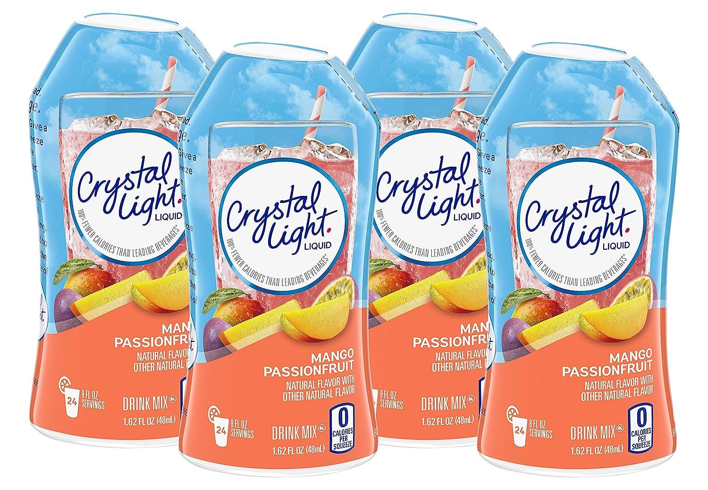 Crystal Light - Liquid Variety (Mango Passionfruit (Pack of 4))