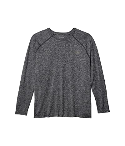 The North Face Hyperlayer FD Long Sleeve (TNF Dark Grey Heather) Men
