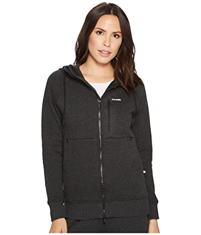 Pacsafe Transit Hoodie (Heather Charcoal) Women