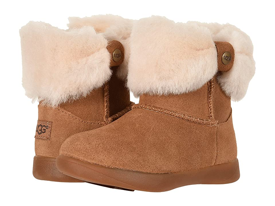 UGG Kids Ramona (Toddler/Little Kid) (Chestnut) Girls Shoes