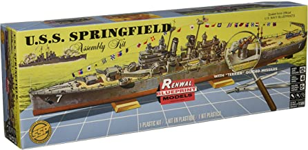 Revell U.S.S. Springfield Plastic Model Kit