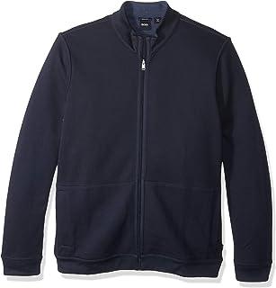 Hugo Boss BOSS Men's Scavo Reversible Full Zip Sweater