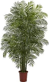Nearly Natural 5435 Areca Palm Tree UV Resistant, 7.5-Feet