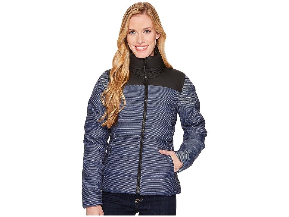 The North Face Nuptse Jacket (Urban Navy Multi) Women