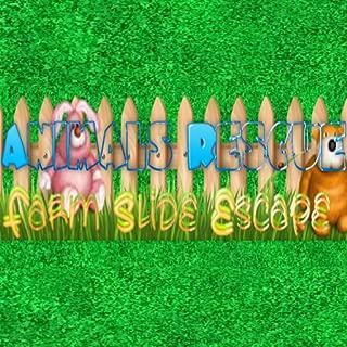 Rescue animals Farm escape slide game free