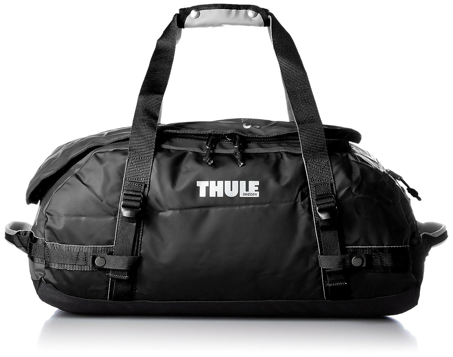 海外でさらに七時半[スーリー] THULE Chasm 40L ボストンバッグ バックパック Sサイズ TCHS-S