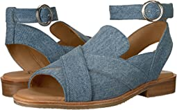 Free People - Denim Catalina Sandal