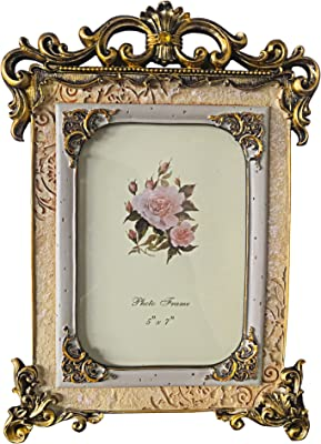 c9e3e2ecf1c Amazon.com - Gift Garden 8x10 Inch Retro Vintage Picture Frame for ...