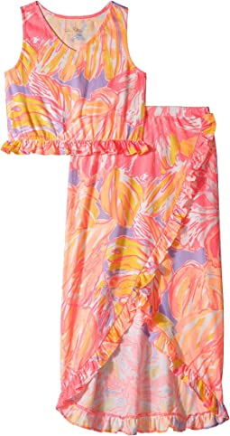 Lilly Pulitzer Kids - Rebekah Set (Toddler/Little Kids/Big Kids)