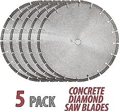 Best concrete saw blades Reviews