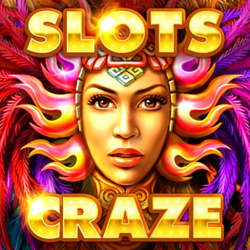 Slots Craze: Free Slot Machines & Casino Games