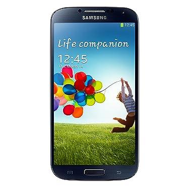 "Samsung Galaxy S4 I337A | (16GB, 2GB RAM) | 5"" Super AMOLED Display | 13 MP Camera | 2600 mAh Battery | Android 5.1 Lollipop | 4G LTE | GSM Unlocked | Smartphone - Black"