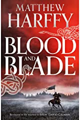 Blood and Blade (The Bernicia Chronicles Book 3) Kindle Edition