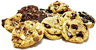 Cookies Assortment Gift Box Fresh Baked 3 Lb. Gourmet, Soft Baked, Chewy, Snacks, For Gift Giving, Natural - Baby g's Cookies