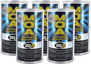 5 - Pack Bg MOA Motor Oil Additive (5) 11oz. Cans