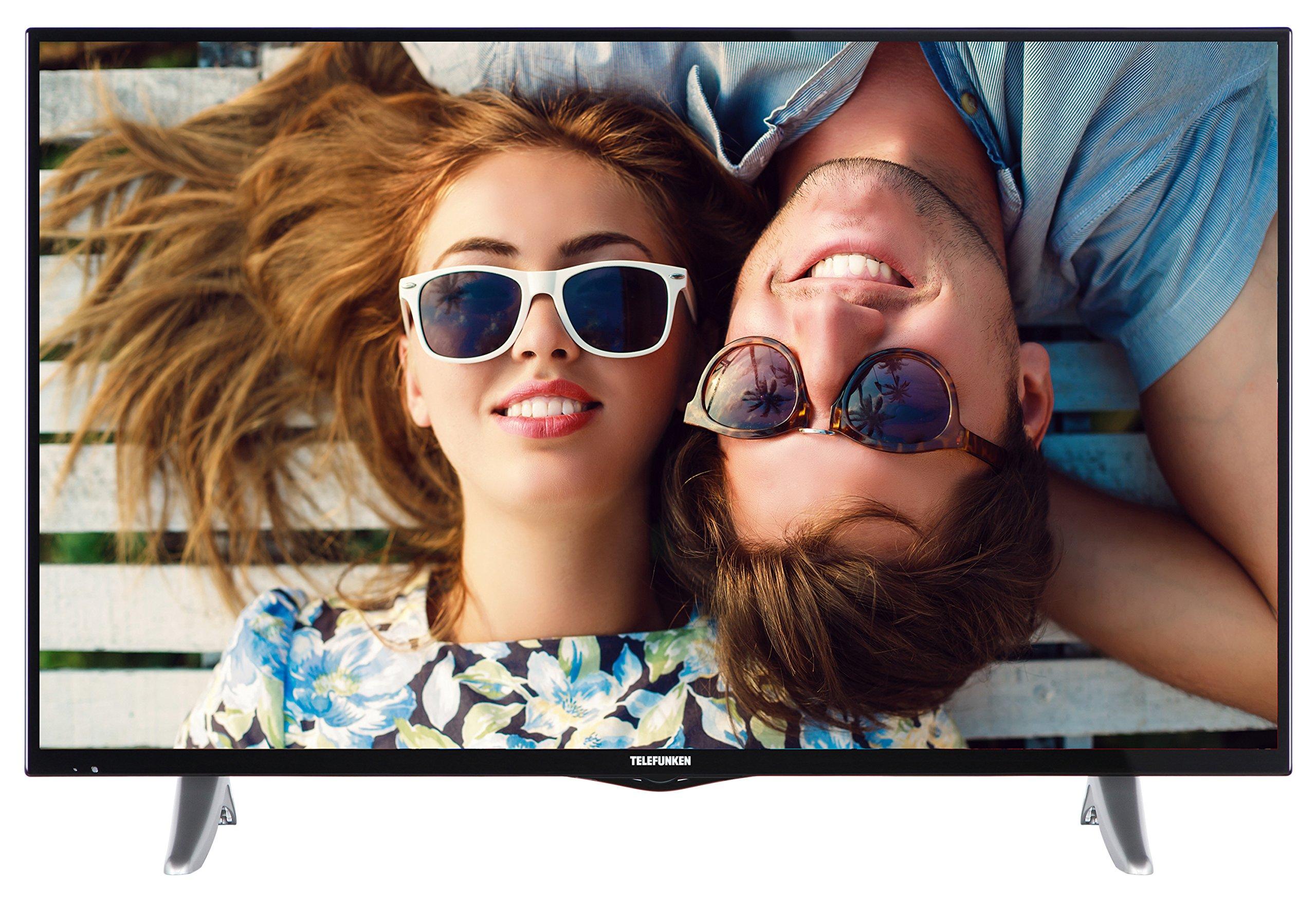 Telefunken televisor (Full HD, Smart TV, sintonizador Triple, DVB-T2 HD) [Clase energética A +]: Amazon.es: Electrónica