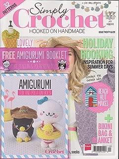 Simply Crochet Magazine Issue 20 2014
