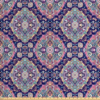 mandala fabric by the yard