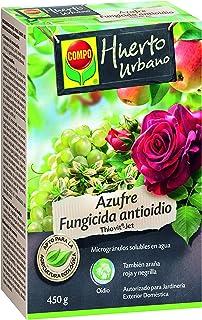 comprar comparacion Compo Azufre fungicida anti oídio, Microgránulos solubles en agua, Para plantas ornamentales, arbustos y árboles, Apto par...