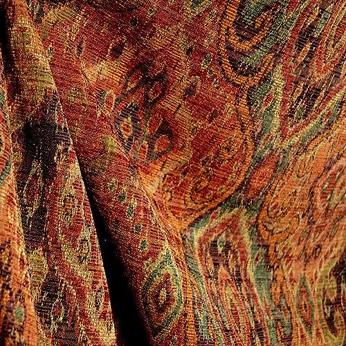 Damask Upholstery Fabric Amazon Com