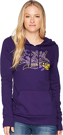 LSU Tigers Eco University Fleece Hoodie