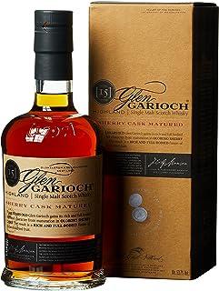 Glen Garioch 15 Years Old Sherry Cask Whisky mit Geschenkverpackung 1 x 0.7 l