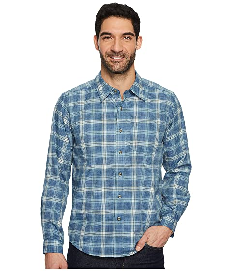 Macro Sleeve Shirt Long Check Okanagan ExOfficio qx6gwOU5p