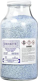 W A HAMMOND DRIERITE CO WAH 24005 EA Indicating Drierite, 10-20 Mesh, 5 lb, 10.5
