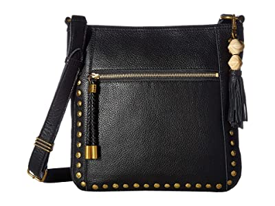 The Sak Sutton Gen Crossbody By The Sak Collective (Black) Handbags