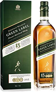 Johnnie Walker Green Whisky Escocés - 700 ml